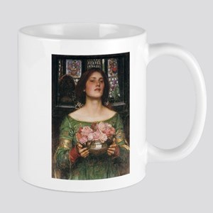 Gather Ye Rosebuds Mug