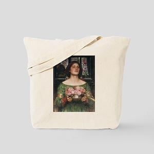 Gather Ye Rosebuds Tote Bag