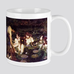 Hylas and the Nymphs Mug