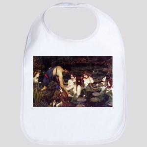 Hylas and the Nymphs Bib