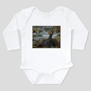 Miranda Long Sleeve Infant Bodysuit