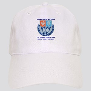 DUI - 4th BCT - Special Troops Bn with Text Cap