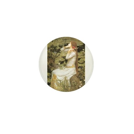 Ophelia Mini Button (100 pack)