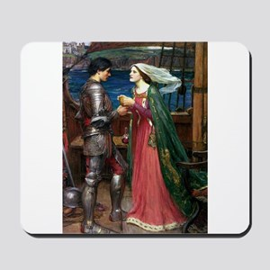 Trsitan and Isolde Mousepad