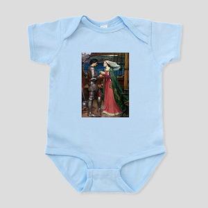 Trsitan and Isolde Infant Bodysuit