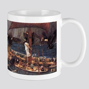 Ulysses and the Sirens Mug