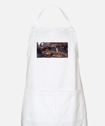 Ulysses and the Sirens Apron