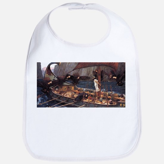Ulysses and the Sirens Bib