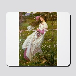 Windflowers Mousepad
