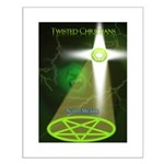 Twisted Christians Small Poster