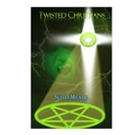 Twisted Christians Postcards (Package of 8)