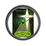 Twisted Christians Wall Clock