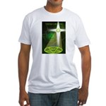 Twisted Christians Fitted T-Shirt