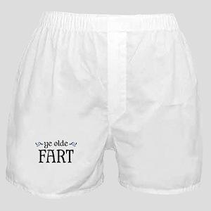 Ye Olde FART Boxer Shorts