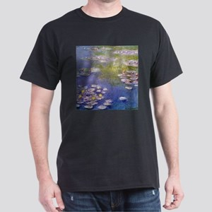 Nympheas at Giverny Dark T-Shirt
