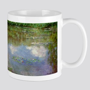Water Lillies (The Clouds) Mug