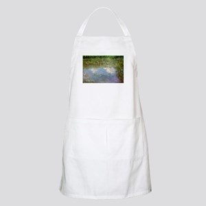Water Lillies (The Clouds) Apron