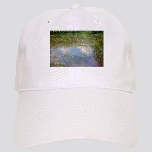 Water Lillies (The Clouds) Cap