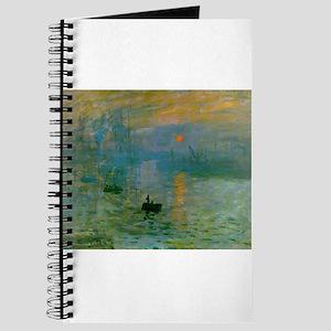 Impression, Sunrise Journal