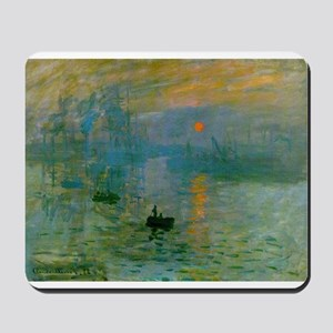 Impression, Sunrise Mousepad