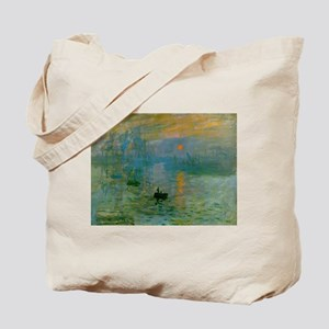Impression, Sunrise Tote Bag