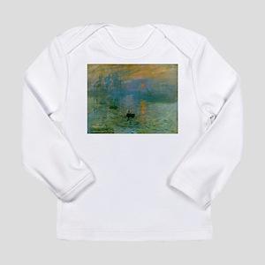 Impression, Sunrise Long Sleeve Infant T-Shirt
