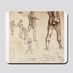 Anatomical Studies Mousepad