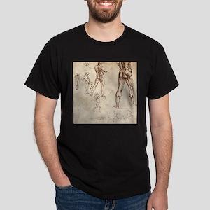 Anatomical Studies Dark T-Shirt