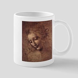 Female Head Mug