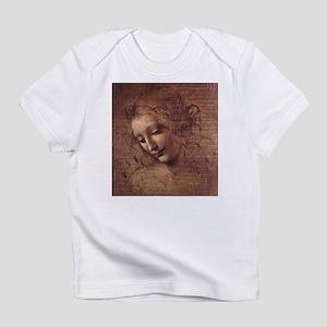 Female Head Infant T-Shirt