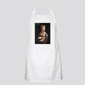 Lady with an Ermine Apron