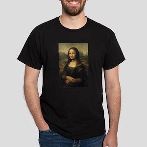 Mona Lisa Dark T-Shirt