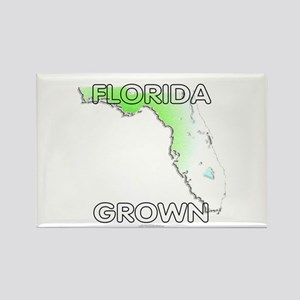 Florida grown Rectangle Magnet