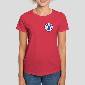 The Rolling W Women's Dark T-Shirt