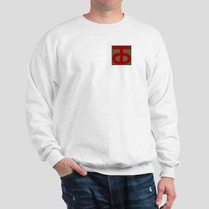 Tough 'Ombres Sweatshirt