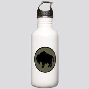 Buffalo Soldiers Stainless Water Bottle 1.0L