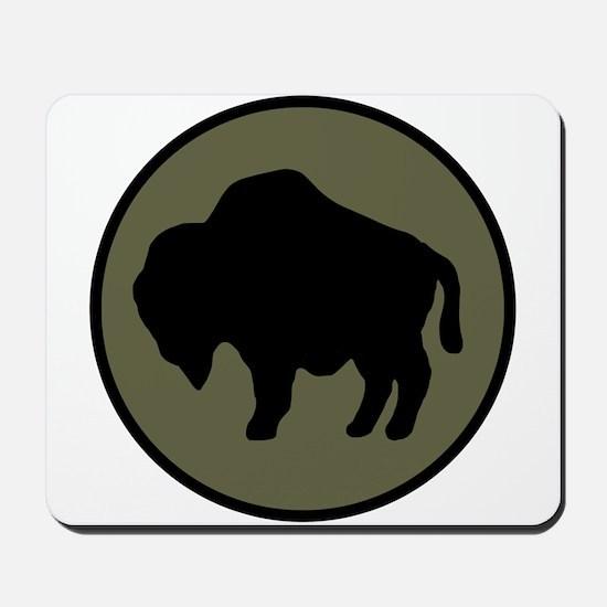 Buffalo Soldiers Mousepad