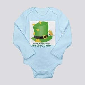 St. Patricks Day Lucky Charm/ Long Sleeve Infant B