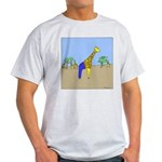 Giraffe Jeans (No Text) Light T-Shirt