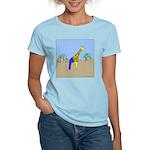 Giraffe Jeans (No Text) Women's Light T-Shirt