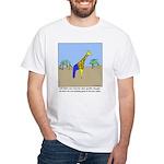 Giraffe Jeans White T-Shirt