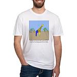Giraffe Jeans Fitted T-Shirt