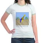 Giraffe Jeans Jr. Ringer T-Shirt