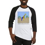 Giraffe Jeans Baseball Jersey