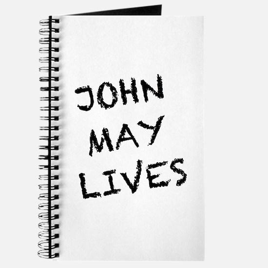 V: John May Lives! Journal