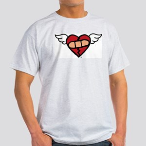 heartwalk shirts Light T-Shirt
