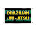 Jiu Jitsu Banner