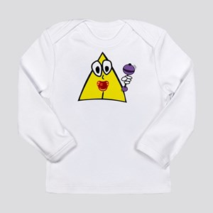 NEW! Sneables Long Sleeve Infant T-Shirt