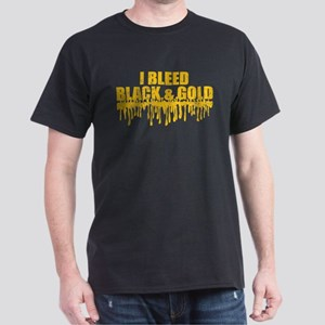 Bleed Black & Gold Dark T-Shirt