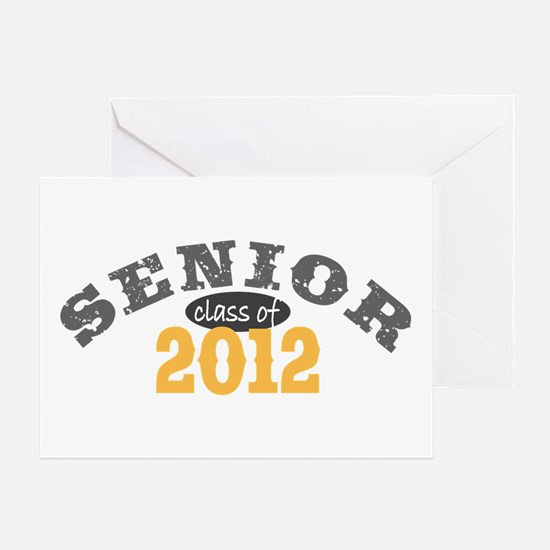Senior Class of 2012 Greeting Card